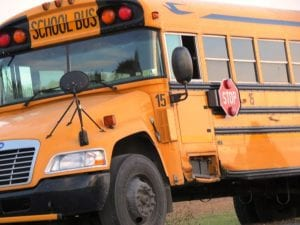 Annsville, NY – Teen Student Struck by Car at School Bus Stop