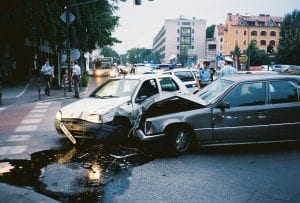 Buffalo, NY – Tw-Vehicle Collision Reported at Intersection of Broadway and Elm