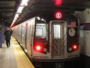 Midtown, Manhattan, NY – Person Struck and Injured by Subway Train at Herald Square