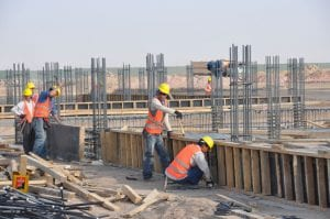 Roslyn, Long Island, NY – Worker's Legs Severed in Serious Construction Accident
