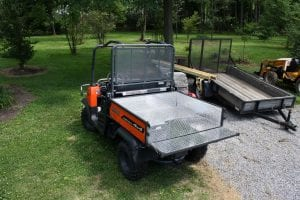 Orleans, NY – Woman Found Dead from Accident with Utility Task Vehicle on County Road 3
