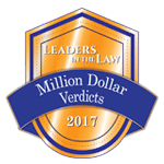 Million Dollar Verdict Logo