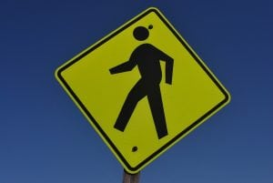Olean, NY – Two Pedestrians Struck by Vehicle in Crosswalk Outside Hospital