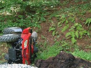 North Syracuse, NY – Victim of ATV Crash in Critical Condition