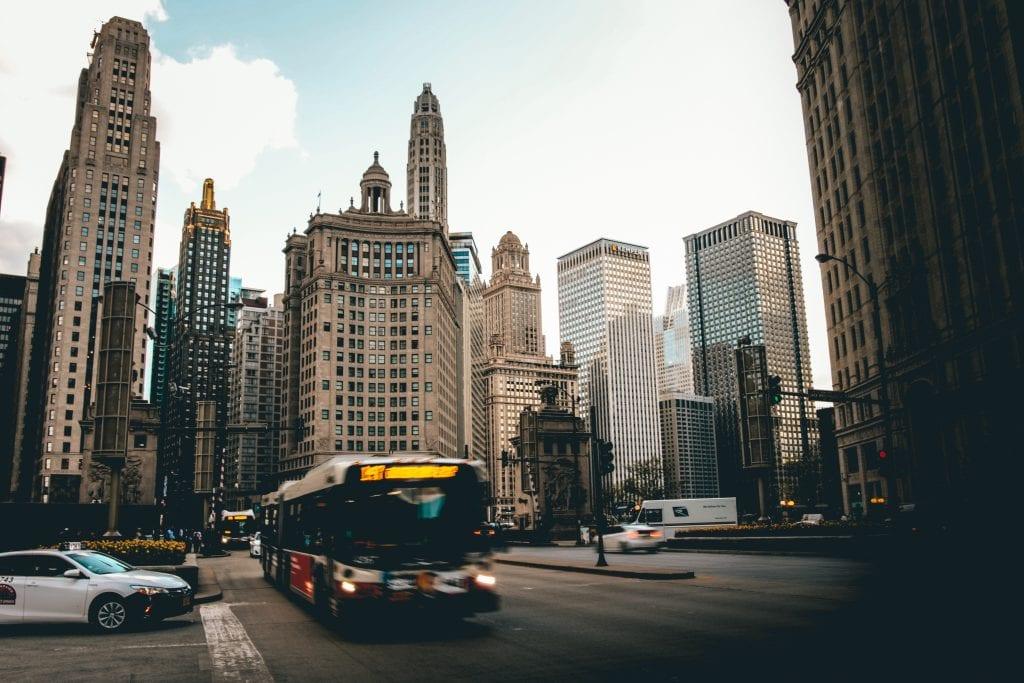 Buffalo NY – Five Hospitalized Following Vehicle Crash with Metro Bus