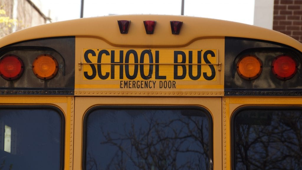 Victor NY – Student Injured in School Bus Crash
