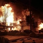 South Orange, NY – One Person Killed in House Fire on Ward Place