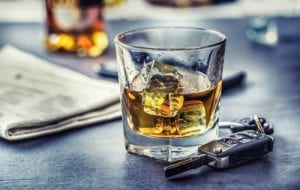 DWAI and DUI Injury Collisions in New York