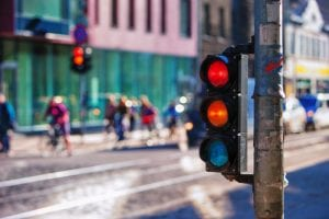 Deaths Caused by Red Light Accidents