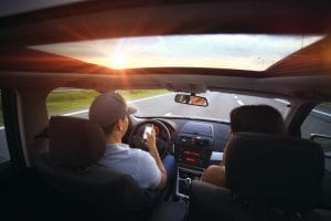 Social Media and Young Drivers