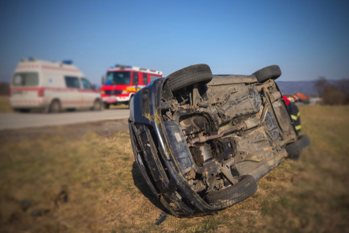 Vehicle Rollovers