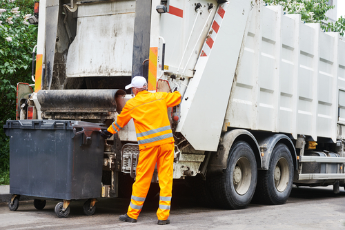 Waste Disposal Workers
