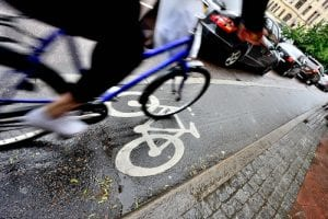 Bicyclist safety