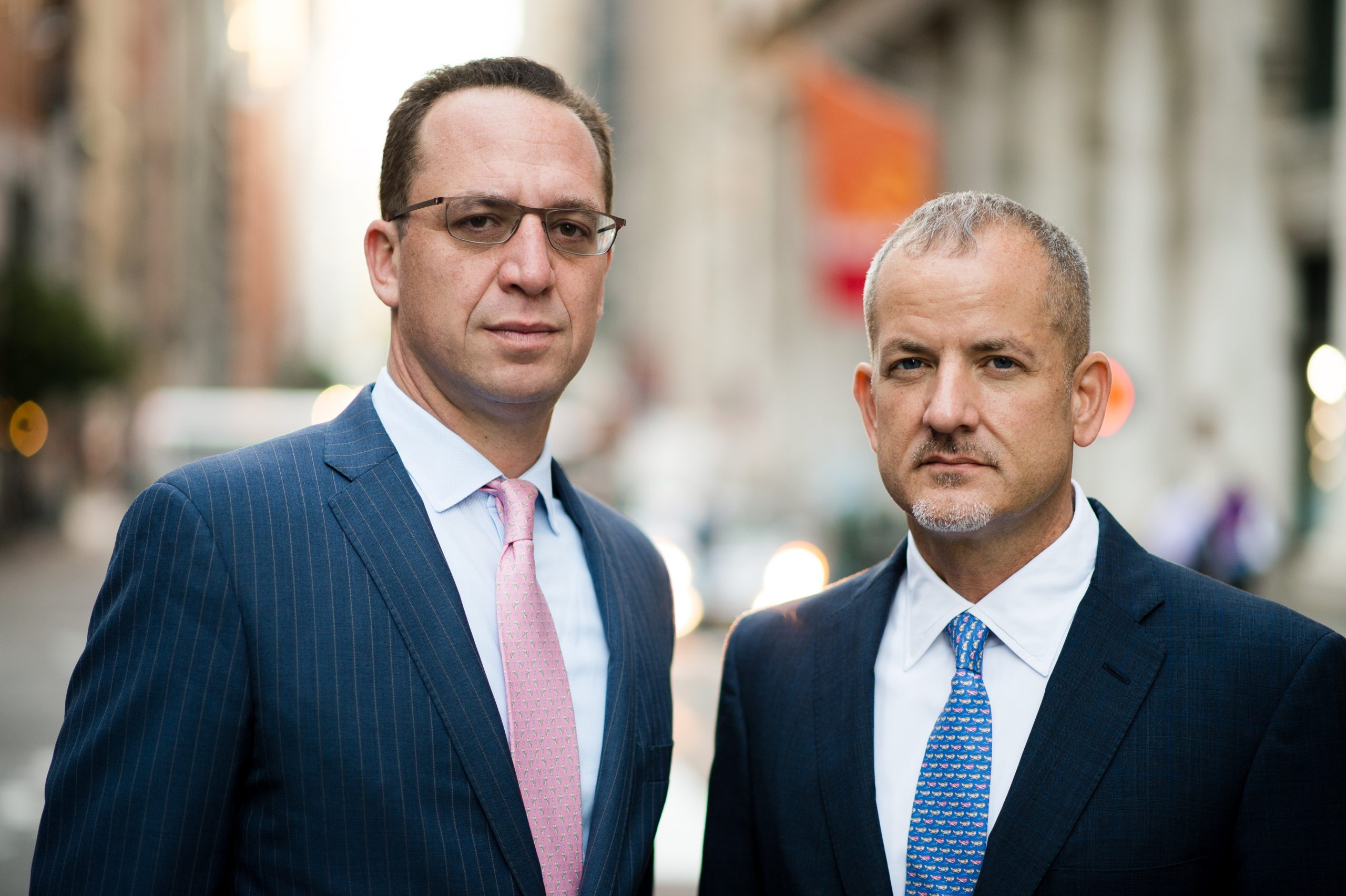 Greg Hach and Michael Rose of Hach & Rose, LLP